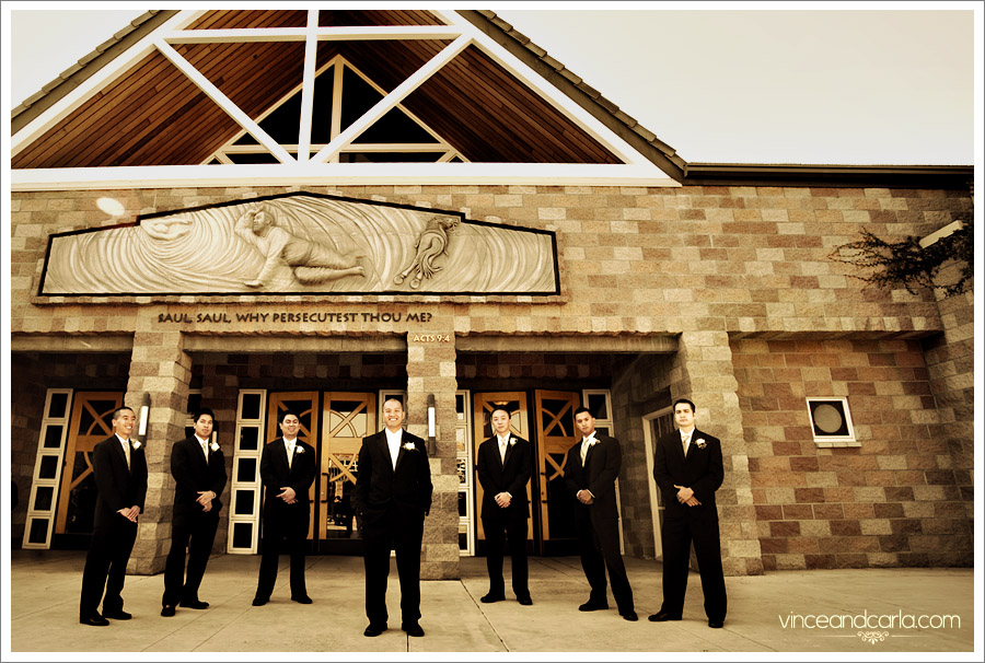 Wedding Photography by Vince and Carla