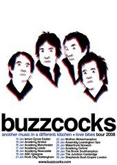 Buzzcocks Poster 2/5