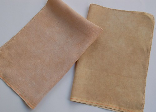 Rit-Dyed Linen