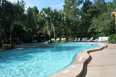 Quiet Pool Alligator Bayou (Scott Hanko) Tags: disney pools hotels waltdisneyworld resorts portorleansriverside disneyresorts