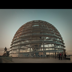 Reichstagskuppel (manganite) Tags: windows sunset people panorama color building berlin men geometric lines architecture contrast digital germany walking geotagged lights evening interestingness high nikon women colorful europe pattern afternoon shadows tl dusk framed candid curves perspective silhouettes mirrors parliament stranger explore reichstag normanfoster german cupola dome stitching d200 nikkor dslr ctachycolors interestingness246 i500 18200mmf3556 utatafeature manganite nikonstunninggallery date:month=december geo:lon=13376359 date:year=2008 date:day=27 geo:lat=52518403 format:ratio=43