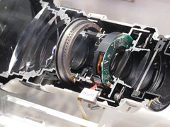CES: Canon Lens Cutaway