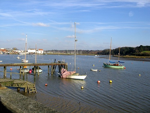 The Deben at Woodbridge