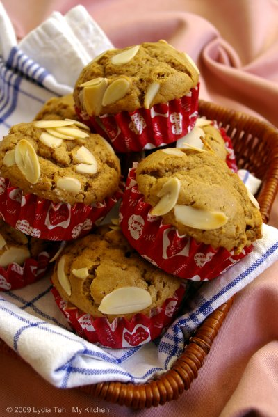 Hazelnut-Coffee Muffin