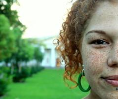 (ti_rouge) Tags: family famille beautiful hair de ginger sophie freckles taches roux rousse pecas peliroja rousseurs titerouge