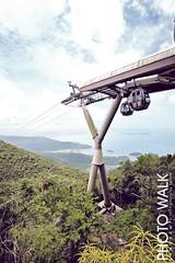 Photo Walk   Langkawi (esharkj) Tags: canon eos aerialview malaysia cablecar gondola langkawi kampung gunung kedah worldstallest orientalvillage macincang eshark malaysianlanskapmalaysia