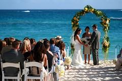Ali and Dennis Get Married (Read2me) Tags: ocean she wedding beach groom bride candid gamewinner challengeyouwinner flickrchallengegroup flickrchallengewinner friendlychallenges thechallengefactory ultimategrindwinner pregamewinner