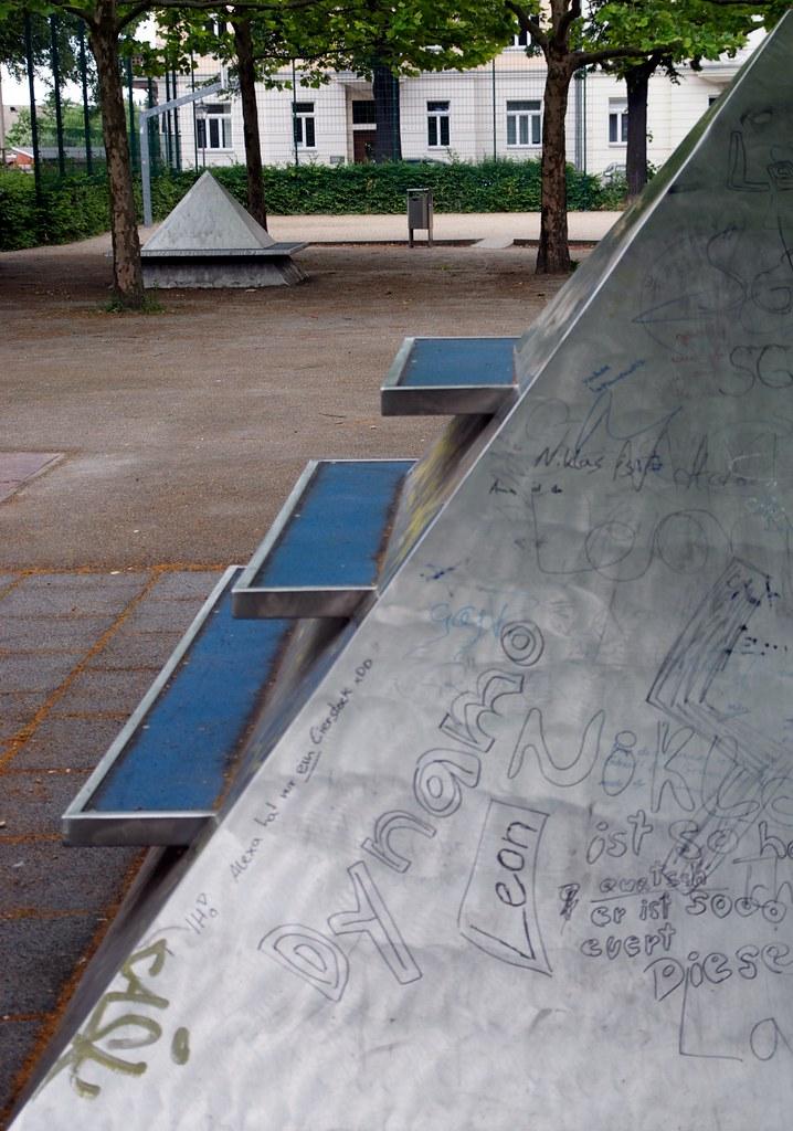 pyramiden linie