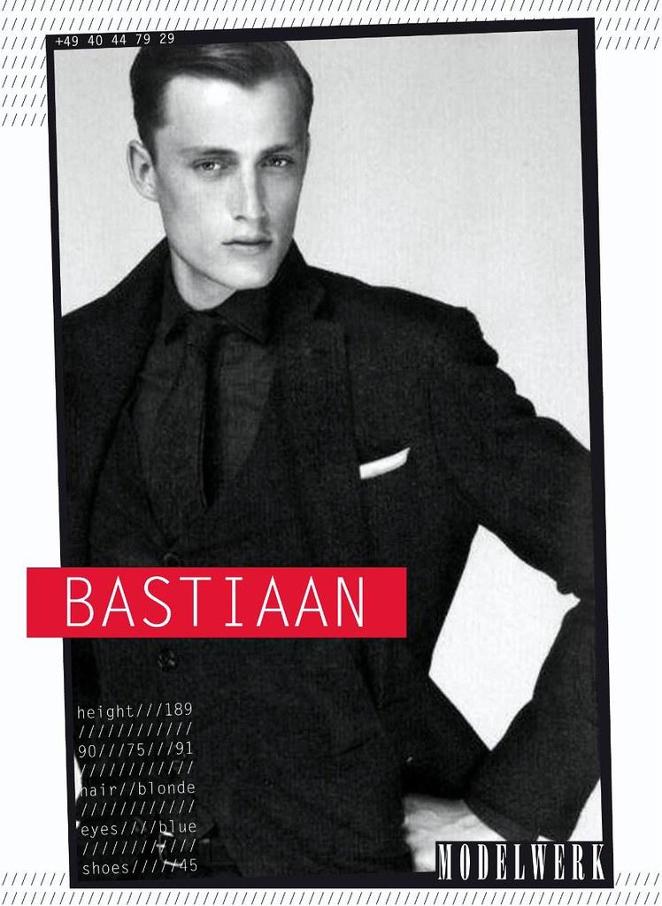 SS12 Berlin Showpackage Modelwerk008_Bastiaan Van Gaalen