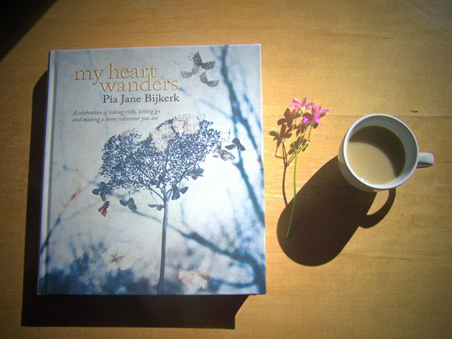 my heart wanders by pia jane bijkerk