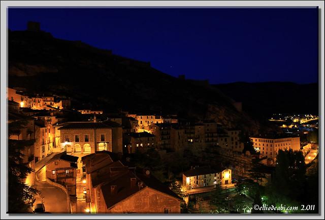 Albarracin nocturno 6
