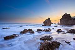 Revisiting Waves (Edwin_Abedi) Tags: ocean california longexposure sunset seascape beach colors canon rocks waves wideangle malibu lanscape elmatador canon5dmarkii flickraward5 mygearandme mygearandmepremium mygearandmebronze mygearandmesilver mygearandmegold