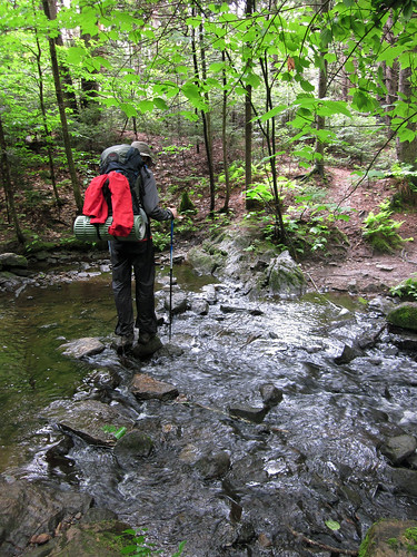 Backpacking the Appalachian Trail