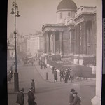 Memories-The National Gallery, London c.1900.
