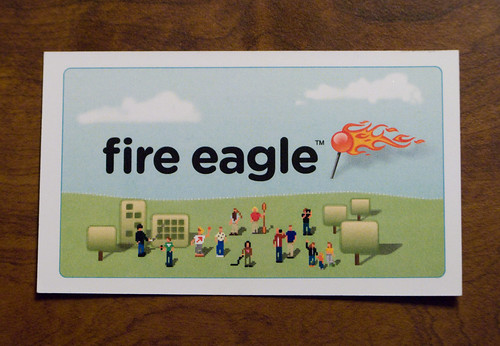 Fire Eagle Invite