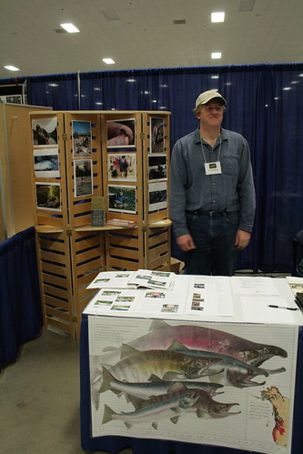 Fly tying show
