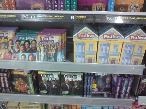 dvd fullhouse bobsaget
