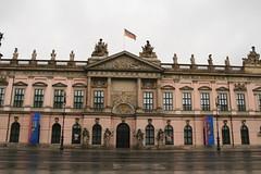 Front of the Deutsches Historisches Museum