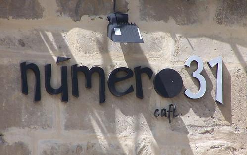 Número 31 café