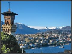 Lugano CH (ticinoinfoto) Tags: panorama lake rock landscape switzerland see ticino suisse swiss vista sight svizzera lugano paradiso luganese lagodilugano ceresio insubria parcodelguidino