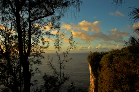 Cliffs of Guam