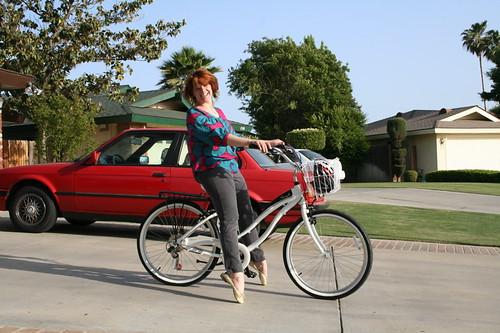 Bikes are fun!