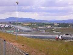 Formula 1 View from our seats 1