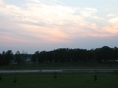 6:26 pm   5/7/2008 (redagainPatti) Tags: sunset mississippi sunsetsunrise redagain
