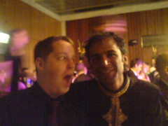 Big Chip Awards - Raj and Roy
