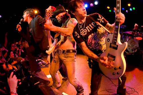 Camp Freddy Live at The Roxy