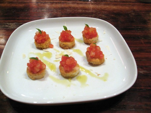 Restaurant Roberta Sudbrack - Tomato Amuse - Rio