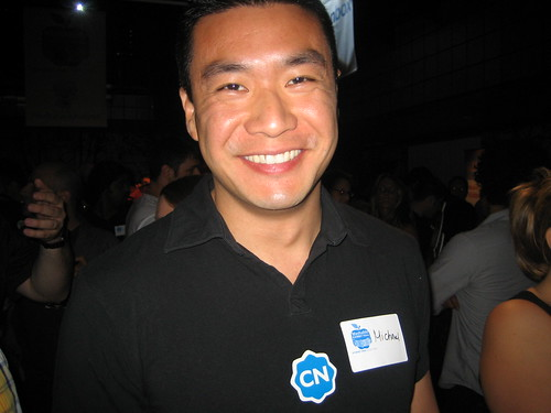 Michael Chin of Kick Apps Pimps CN