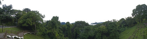 Mount Faber Panorama