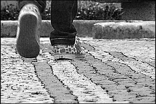 Preferias que te pusesse aos pés um mundo bom.... (by Loca....)