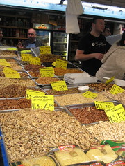 Haagse Markt Nuts stall