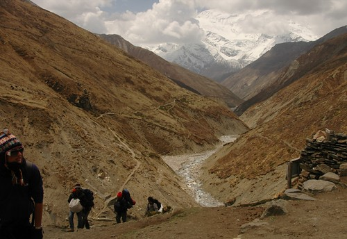 Hiking to Base Camp