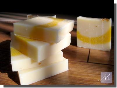Deliciously Orange Soap