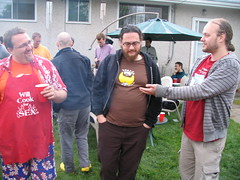 Bob, Peter and Henning