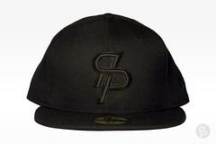Rock Paper Scissors New Era - Black