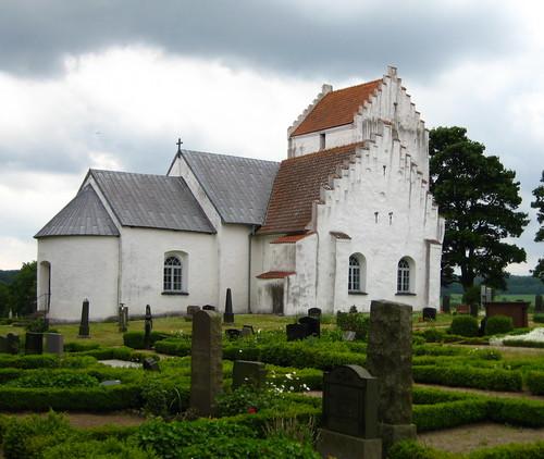 Ravlunda Church -2