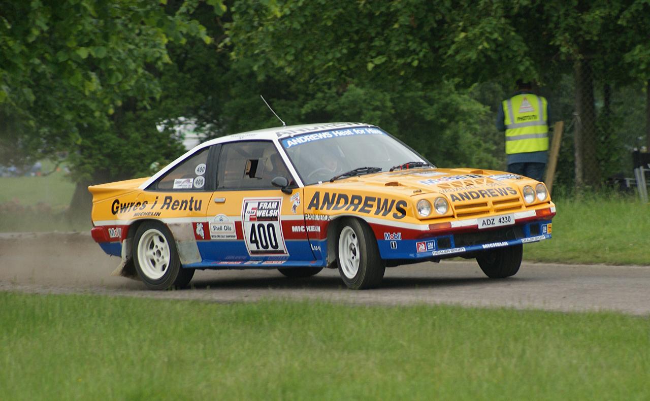 Opel manta group b