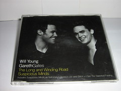 Will Young And Gareth Gates - The Long and Winding Road (sd1-3500) Tags: road music rock long cd pop single winding musik the willyoung garethgates