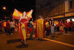 Euro 2008: Celebration of Spain's Victory (by Dom Dada)