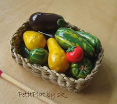 Fruits Legumes Courges
