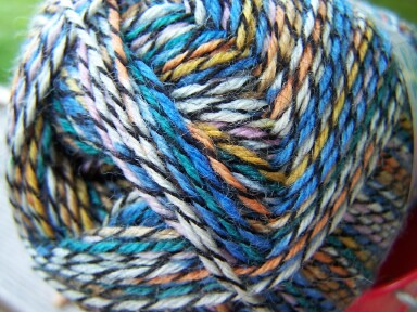online supersock by PeacefulKnitter