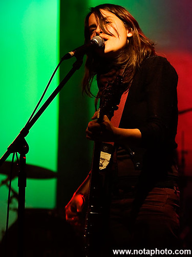 Sarah Kelly - theredsunband