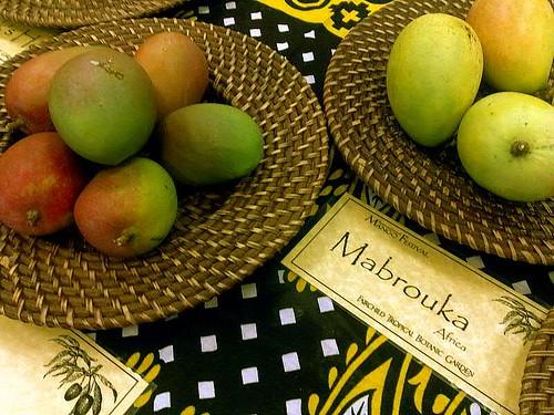 mabrouka mango from Africa