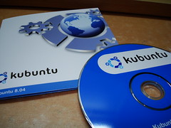 kubuntu - the KDE Ubuntu