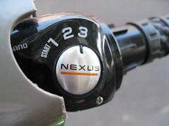 Bell crank gear change