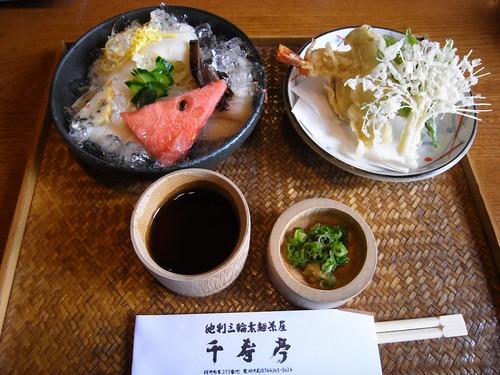 三輪素麺『千寿亭』-07